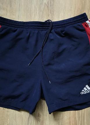 Мужские олдскул шорты adidas l