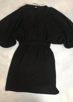 Пляжное шифоновое платье от h&m