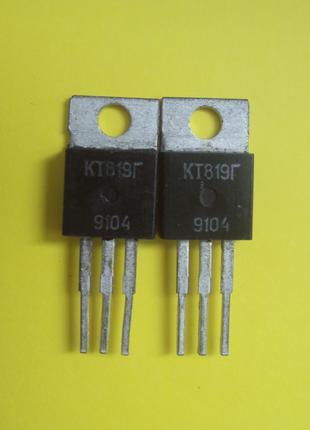 Транзисторы КТ819Г