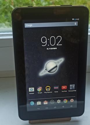 Продам планшет RCA RCT6272W23! 7''1024 x 600,2 ядра,1\8GB Android