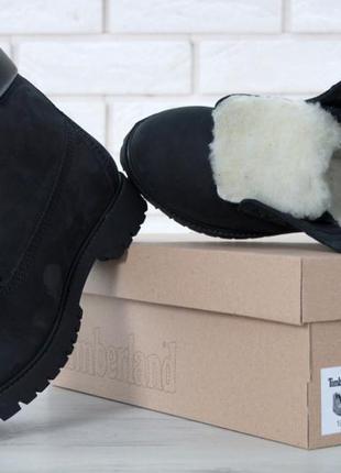 Ботинки timberland winter