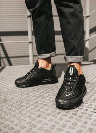 Мужские кроссовки 🔸nike air max mx-720-818 black🔸