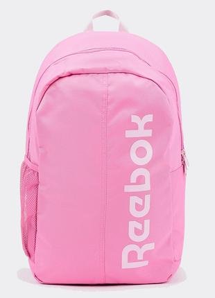 Рюкзак Reebok Active Core 19L Posh Pink Оригинал Городской спорт