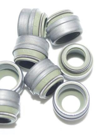 Сальники клапанов (8x10,8,14,2x10,4) Audi, Citroen, Fiat, Opel, P