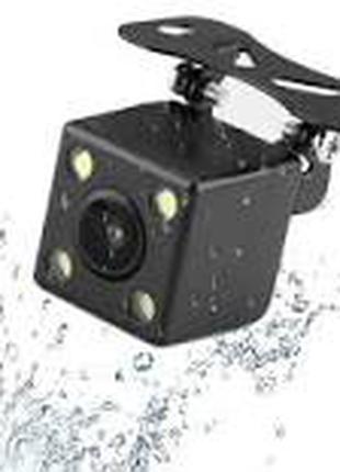 Камера заднего вида для авто с подветкой