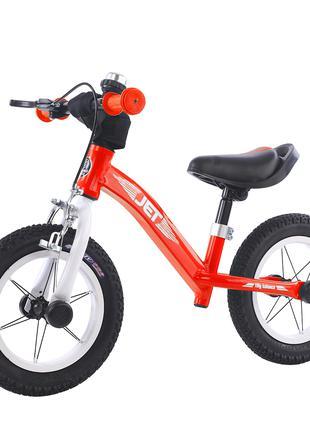 Беговел детский Tilly Balance 212523 Jet Red, красный