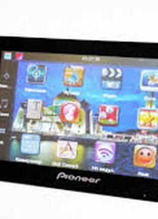 "GPS Навигатор 7""   PIONEER 711 DVR  ( BLUETOOTH,  MP3, MP4)"