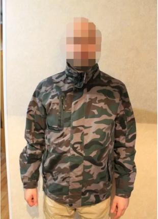Осеняя куртка милитари military