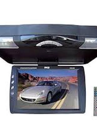 """Жидкокристаллический потолочный монитор 14,1"""" TFT LCD для авто"""