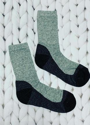 Носки krebo с махровой стопой