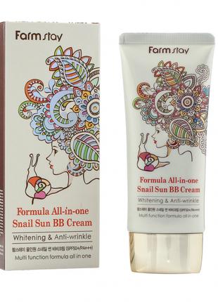BB-крем Farm Stay Formula All-in-one Snail
