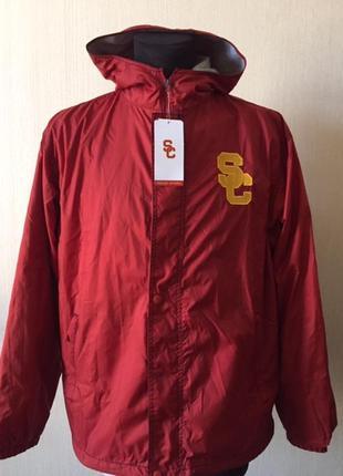 Куртка мужская usc trojan, новая, размер l.