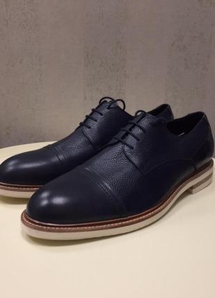 Туфли мужские robert graham, кожа, новые, оригинал, размер 45,...