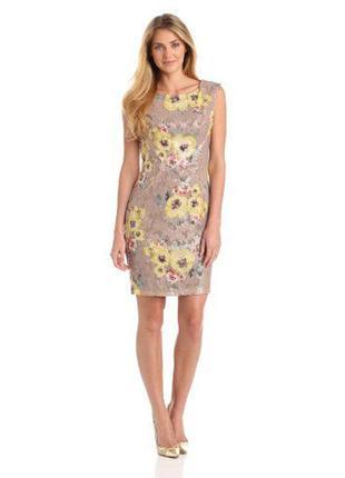 Красивое платье eva franco, новое, оригинал, размер 46-48.