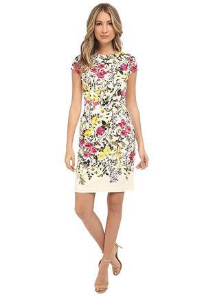 Красивое платье adrianna papell, новое, оригинал, размер 46.