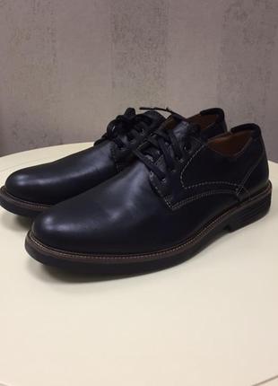 Мужские туфли dockers, оригинал, кожа, новые, размер 42,5.