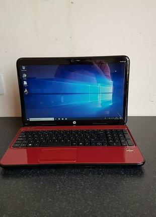 Hp Pavilion G6, Red - Windows 10