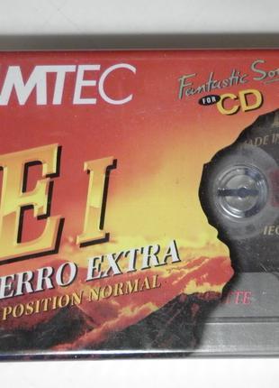 EMTEC FeI касета для магнітофона 90хв.