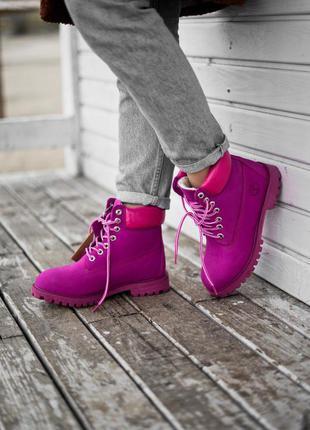 Нереально крутые зимние женские ботинки wine 🎀