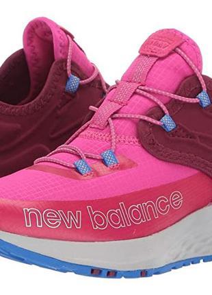 Беговые кроссовки new balance fresh foam roav v1. оригинал.