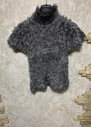 Кофта свитер versace мохеир