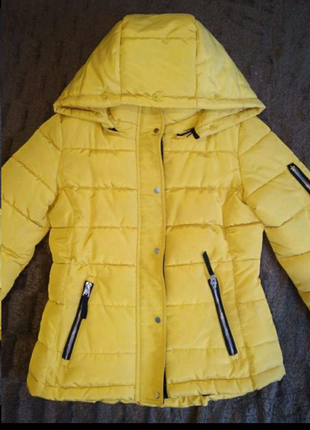 Куртка, пуховик, зефирка, пальто