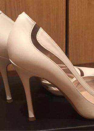 лодочки, белые туфли, свадебные