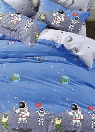 Подростковое постельное белье ткань ранфорс.