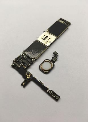 Материнські плати iPhone 6s Plus 16/32/64/128gb Neverlock