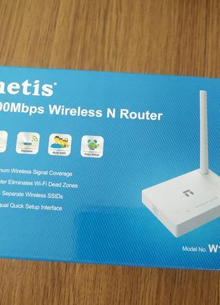 WiFi маршрутизатор Netis W1