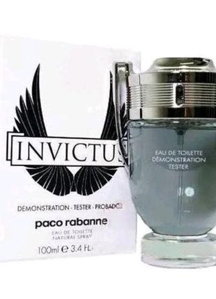 Тестер Мужского парфюма Paco Rabanne Invictus (100 мл)