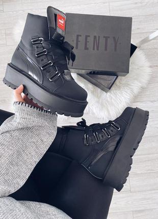 Ботинки puma x fenty by rihanna sb boot eyelet 🆕 купить наложе...