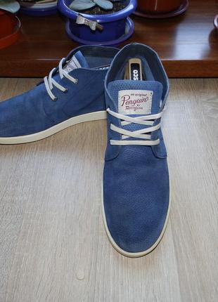 Дезерты , ботинки original penguin mens suede desert shoes boots