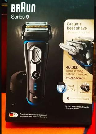 Электробритва Braun 9240s (Новая)