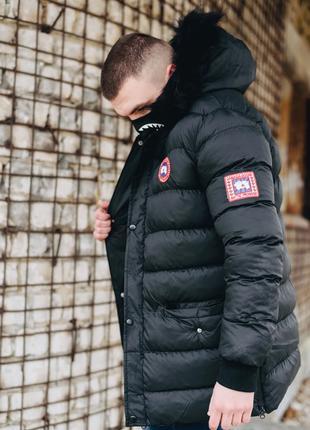 Куртка мужская зимняя Canada Goose/ Распродажа.