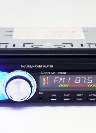 Автомагнитола Pioneer 1090BT Bluetooth USB AUX съемная панель