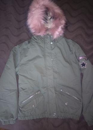 Куртка С&А осень-зима НОВАЯ