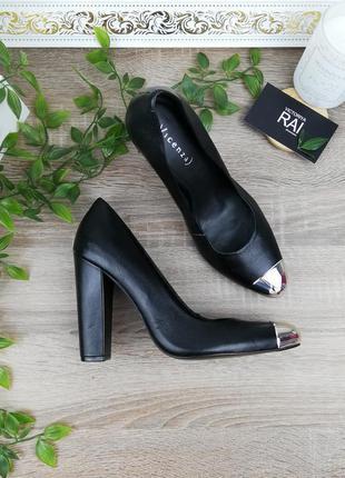 38🌿европа🇪🇺 vicenza. кожа. стильные туфли лодочки