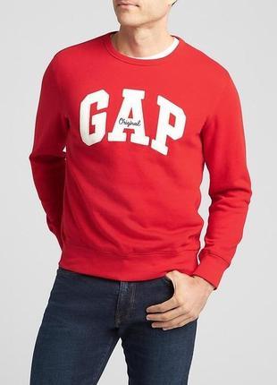 Свитшот мужской gap реглан мужская кофта гэп сша