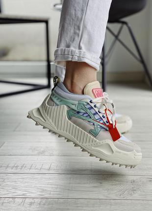 Женские кроссовки off white odsy-1000 sneaker 🆕 купить наложен...