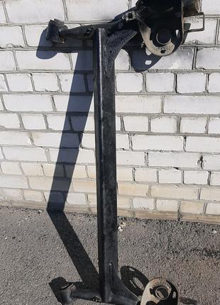 Задняя балка шевроле авео Т200
