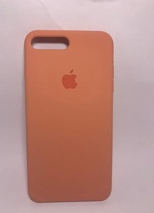 Silicone Case Iphone 8+