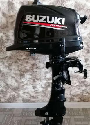 Лодочный мотор Suzuki 6