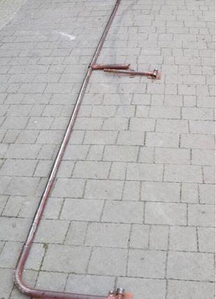 Паркувальний бар'єр(шлагбаум)