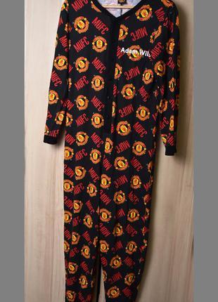 Комбинезон- пижама manchester united