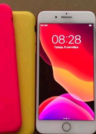Apple iPhone 7 Plus Red Product Neverlock
