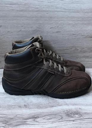 Чоловічі шкіряні черевики , ботинки dockers