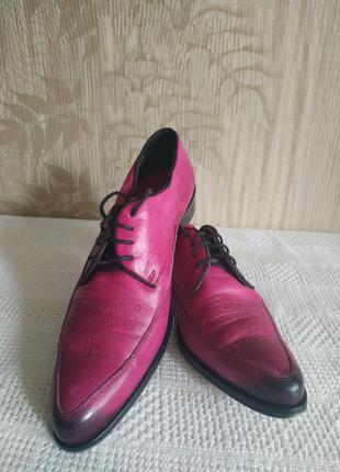L'ider италия оксфорды, туфли, ботинки, полуботинки, лоферы ор...