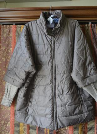 Olko куртка-трансформер на 54-56 размер.