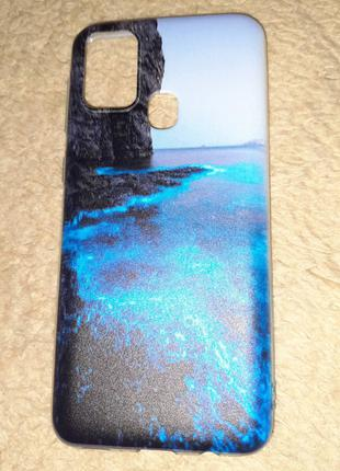 Чехол силиконовый на Samsung Galaxy M31